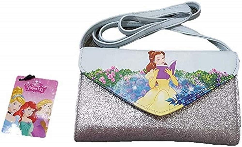 Disney ; Princesse Sac à main pour femme Argentébleu