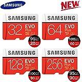 Samsung EVO Plus 32GB microSD Memory Card UHS-I U1 95MB/s (MC32G)