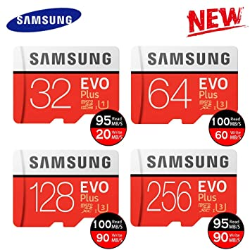 Tarjeta de memoria Micro SD Samsung EVO Plus 32 GB mb-mc32d ...