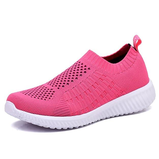 TIOSEBON Women's Athletic Walking Shoes review