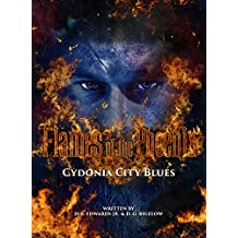 Cydonia City Blues: Episode 15 in the Flames of the Phoenix saga (English Edition)