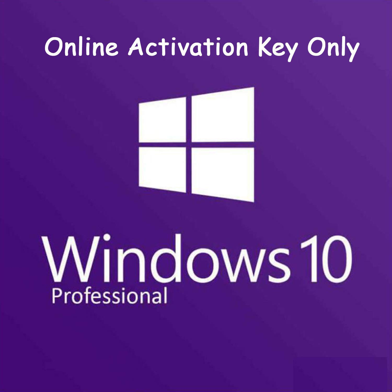 Windows 10 Professional Activation Code