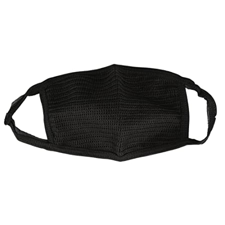 Black Cycling For Anti Muffle Unisex Wearing Four Mask Masks Seasons Color Windproof Dust Flue Cotton Anti-pollution Face Respirator Mouth