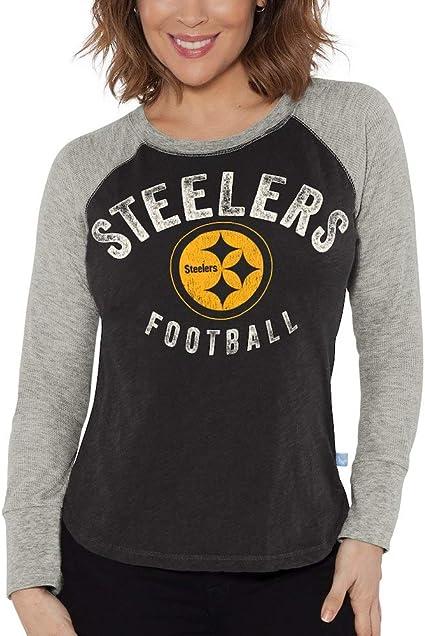 steelers women's long sleeve shirt