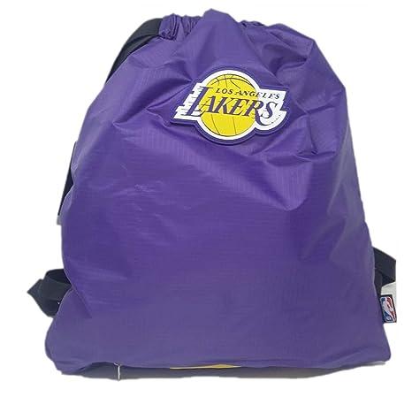 FRANCO COSIMO PANINI EDITORE Mochila Bolsa de Deporte Playground NBA L.A. Lakers