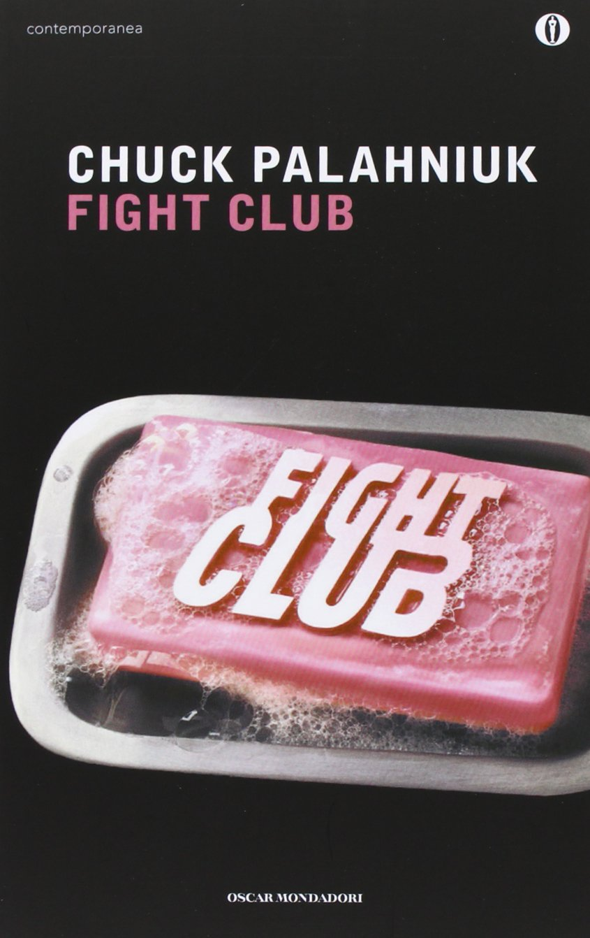 Amazon It Fight Club Chuck Palahniuk T Dobner Libri