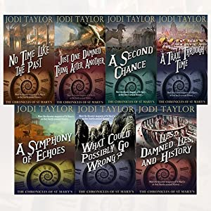 Chronicles of St. Mary's Series Jodi Taylor