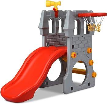 Costzon Versatile 4 in 1 Set Climbing Toy