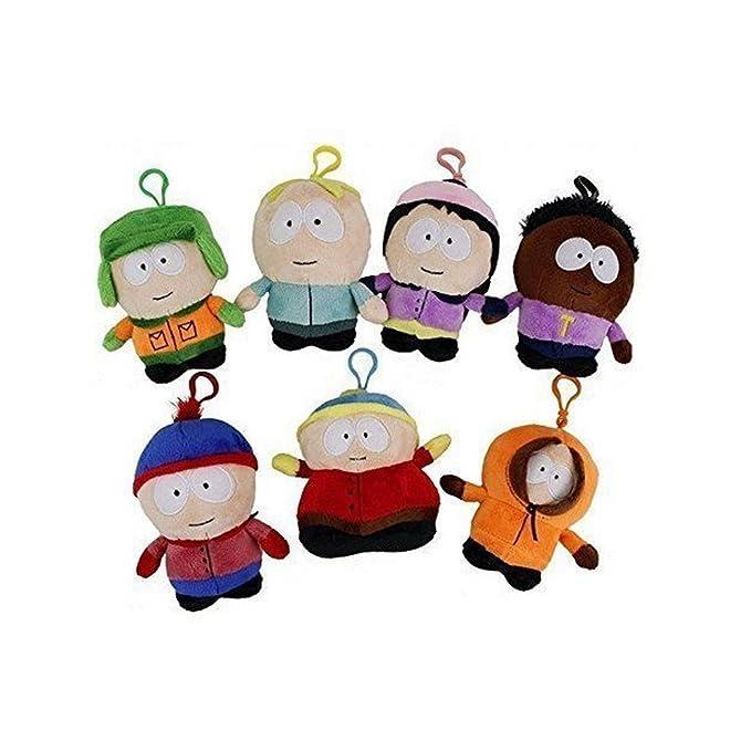 GUIZMAX Llavero Stan Marsh Peluche South Park 12 cm: Amazon ...