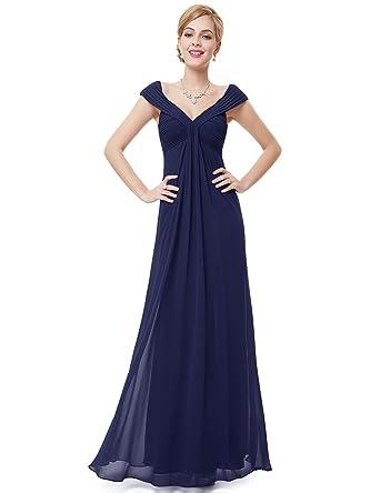 Col Pretty 08457 Soirée Pour Longue Ever V Robe De Mariage Femme uXZPiTOk