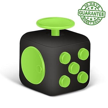 Fidget Cube Prime Black Green