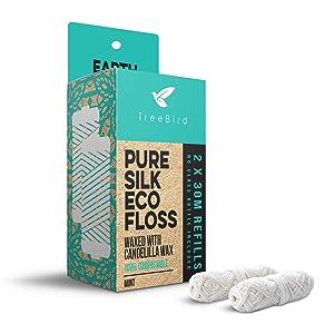 Biodegradable Dental Floss Refills