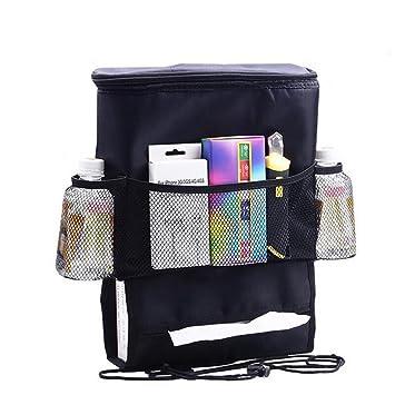 2 x Autotasche Rücksitztasche Kinder Rücksitz Organizer Rückenlehnen Kühl Tasche