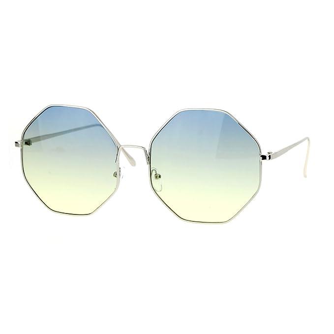 Amazon.com: Para mujer Fashion anteojos de sol Forma ...