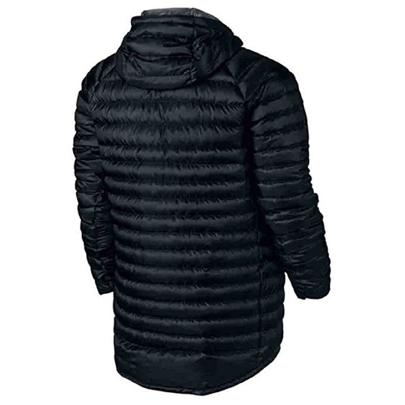 8a58282141fd6 Nike GUILD 550 DOWN HOODED MEN JACKET WINTER SPORT DOWN QUILTED JACKET  ,BLACK (SMALL): Amazon.co.uk: Toys & Games