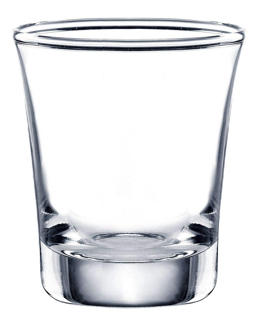 1-1/2 oz. Cordial Shot Glass, Glass Material, 72 PK