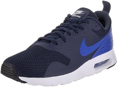 Nike Men's Air Max Tavas Running Shoe (705149 407) ObsidianHyper CobaltBlack (US 11)