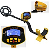 Xcellent Global Metal Detector Gold Digger Treasure Hunter MD-3010II