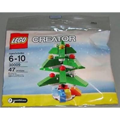 LEGO Creator Christmas Tree Set #30009: Toys & Games
