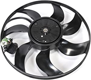 ACDelco 15-81809 GM Original Equipment Engine Cooling Fan Assembly