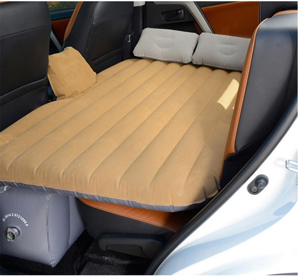 Lhyu Air Bett für Auto Reise aufblasbare Matratze Camping Auto Air Bed Inflatio