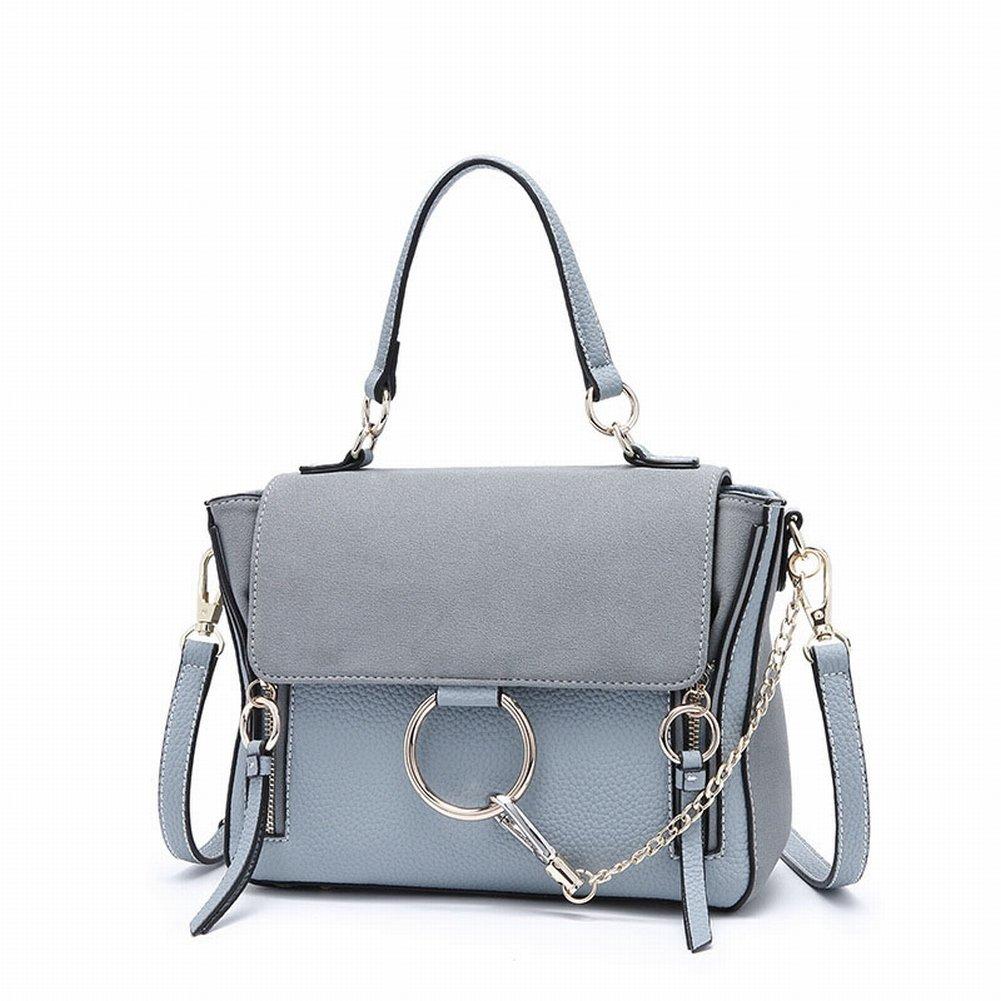 Mode Flügel Tasche Lässig Allgleiches Schulter Diagonal Handtasche Handtaschen Paket , grau