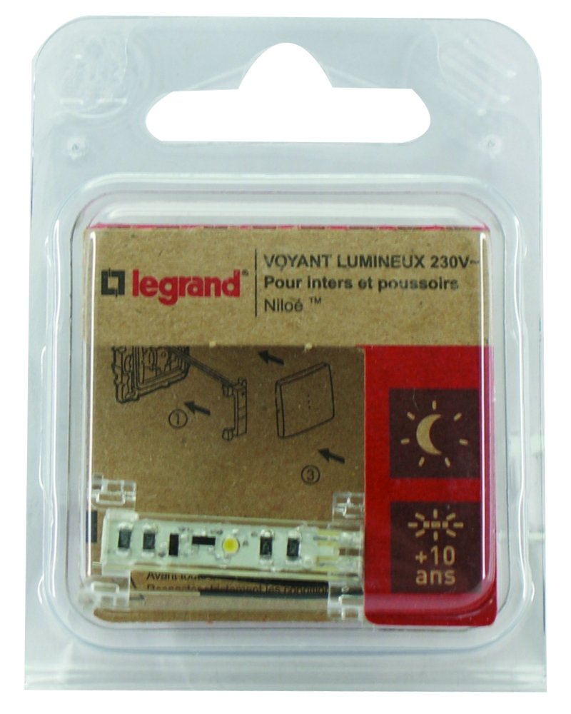 Legrand LEG96751 Lampe Lumineux Niloe
