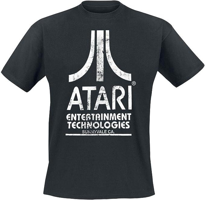 Atari Entertainment Technologies Logo T-shirt