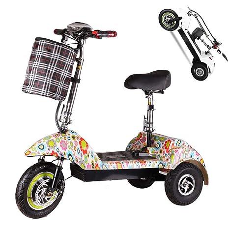 Z-HBMT Triciclo eléctrico Adulto,150 kg Carga máxima ...