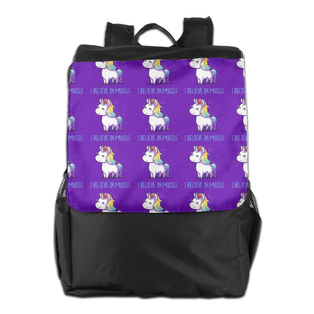Giraffe Singing Ride Bicycle Outdoor/&travel/&sports Shoulder Bags For Man And Woman