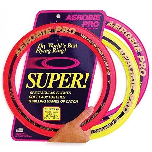 Aerobie Flying Rubber Edged Diameter