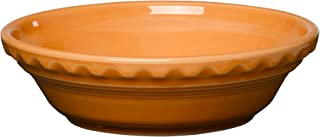 product image for Fiesta 6-3/8-Inch Small Pie Plate, Tangerine