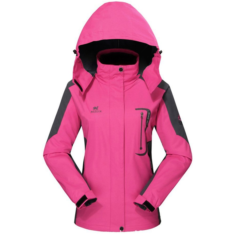 Waterproof Jacket Raincoat Women Sportswear GIVBRO 2017 New Design ...