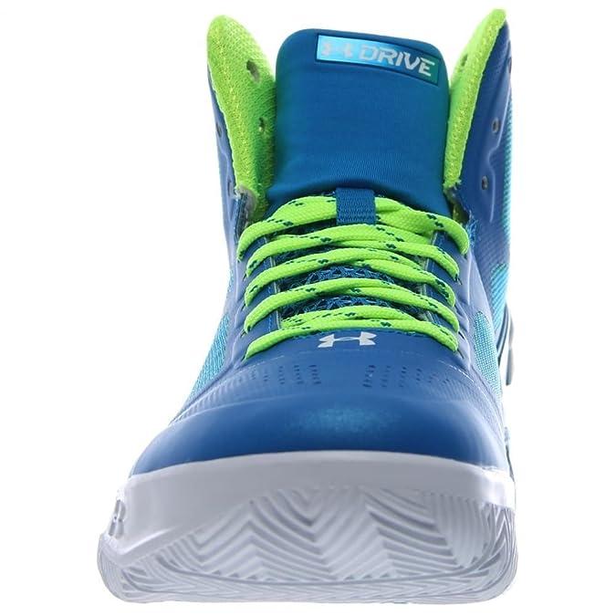 84dc6e5613 Under Armour ClutchFit Drive 2 Basketball Shoes Black  Amazon.co.uk  Sports    Outdoors
