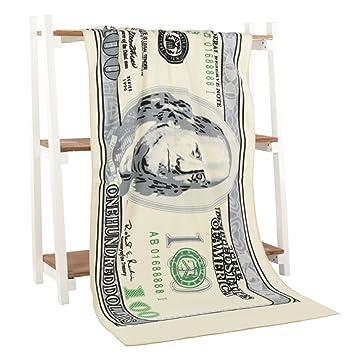 Toallas, toallas, bandera de impresión, de secado rápido toallas de mano 154 * 75 cm de tendencia de moda: Amazon.es: Deportes y aire libre