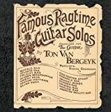 Famous Ragtime Guitar Solos