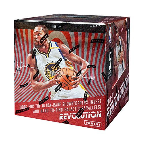 2016-17 Panini Revolution Basketball Hobby (Basketball Factory Sealed Hobby Box)