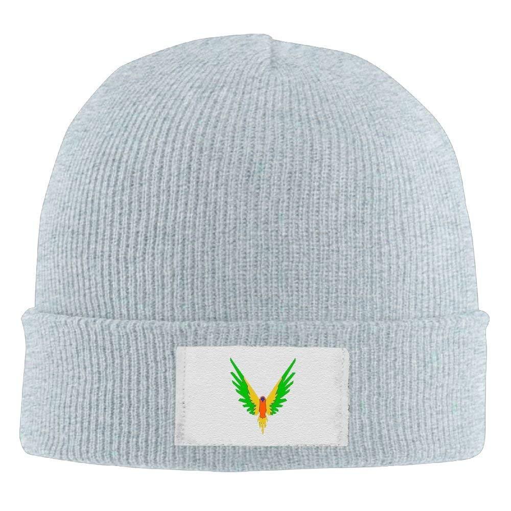OQUYCZ Parrot Maverick Logo Beanie, Thick Soft Stretch Warm Unisex Daily Knit Hat/cap Fashion Warm Beanie Hat