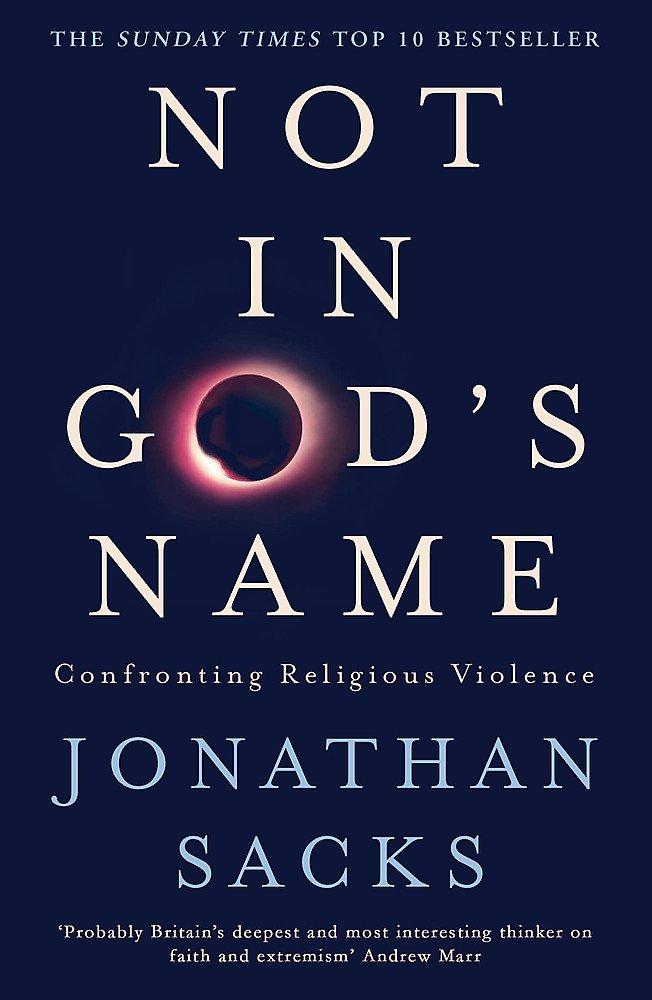 Amazon.fr - Not in God's Name: Confronting Religious Violence ...