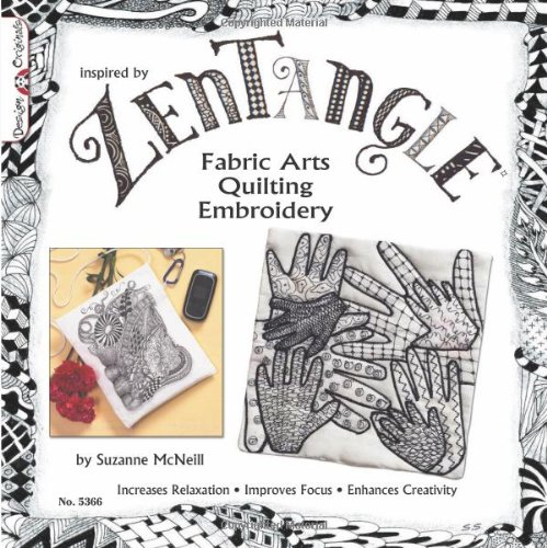 zentangle quilting - 4