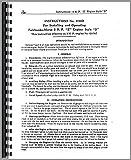 Fairbanks Morse ZD Hit & Miss Engine Operators Manual