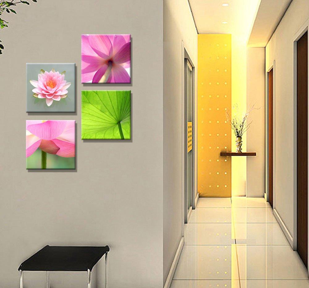 Amazon.com: Wall26 - Canvas Prints Wall Art - 4 Panel Canvas Prints ...
