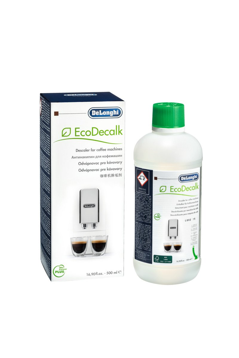 DeLonghi EcoDeCalk Natural Descaler for Coffee Machines, 16.90 oz product image