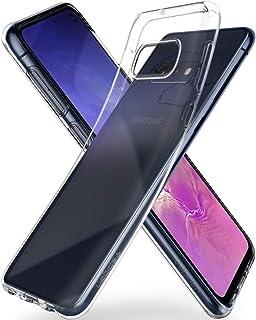 43cdc806f Spigen Liquid Crystal Cover Galaxy S10e, Estremamente Sottile TPU  Flessibile Puro Trasparente Custodia per Galaxy