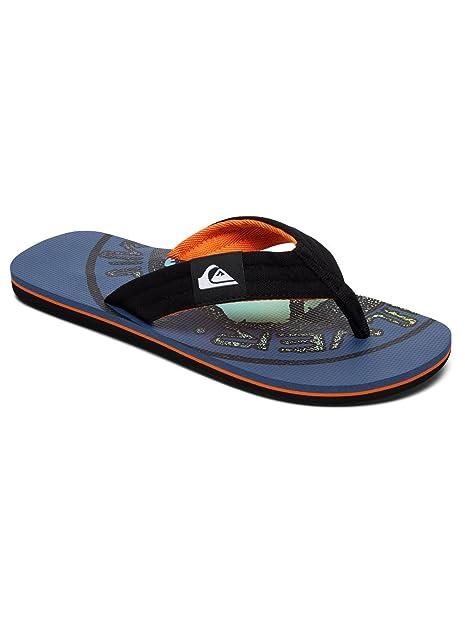 personalizadas mejores zapatos garantía de alta calidad Quiksilver Molokai Layback, Chanclas para Hombre