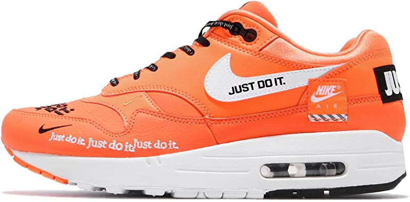 ventajoso Izar Puno  Amazon.com | Nike Air Max 1 Se 'Just Do It' - Ao1021-800 - Size 10 | Running