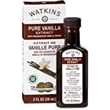 Watkins Pure Vanilla Madagascar Extract, 2-Ounce (Pack of 2)