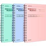 [モトモト]motemote PLANNER テンミニッツプランナー 100DAYS カラーチップ 海外直商品 10 Minutes Planner 100 DAYS Color Chip (Rosequartz) [並行輸入品]
