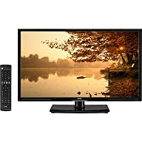 """LOGIK L24HED18 24"""" LED TV with Built-in DVD Player"""