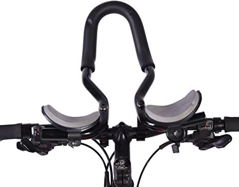 Manillar para Triatlón Bicicleta Manillares MTB Resto Manillar ...